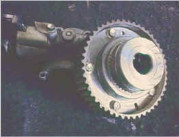 Oil Control Valve & Pulley