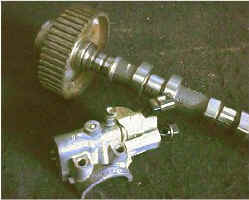 Oil Control Valve & Pulley3