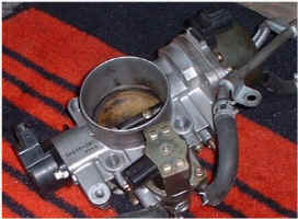 The Throttle Body