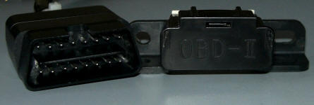 J1962 Data Link Connector (aka OBD2-connector)