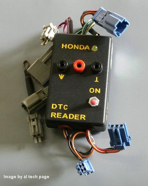 Honda Data Link Connectors
