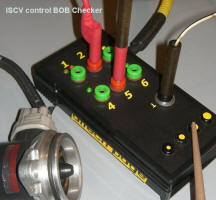 idle Speed Control Valve Checker