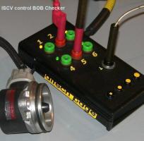 "Устройство для ""активной"" проверки клапана ХХ ( Idle Speed Control Valve Checker)"