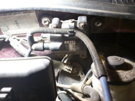 Ignition Coil of Carina E 7A-FE Lean Burn Toyota Engine
