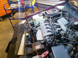 Carina E 7A-FE Lean Burn Toyota Engine