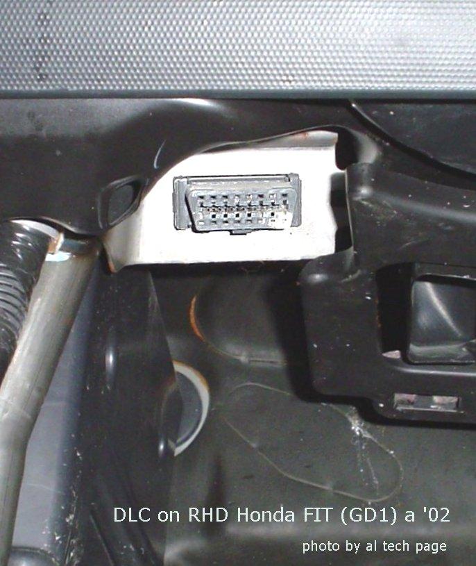 Диагностика хонда фит