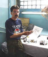 You have the Problem with carburettor? Go to Mr. S.Kraynov