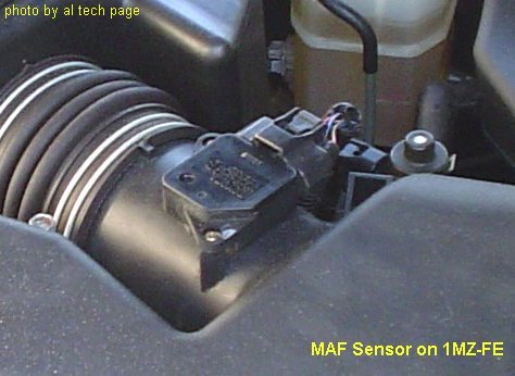 Cleaning Maf Sensor On 99 Camry Xle Toyota Nation Forum