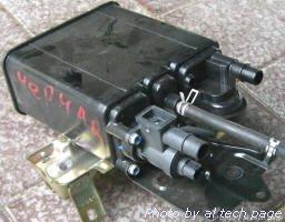 P0446 evap control