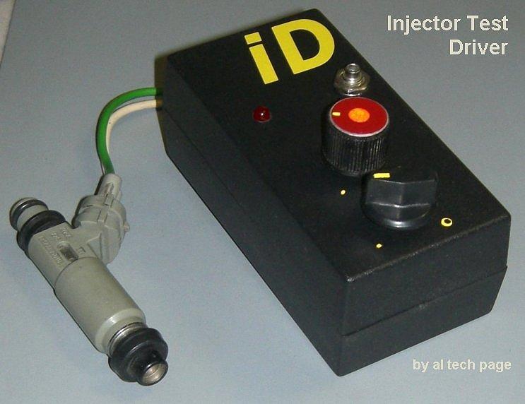 Injectors Test Driver