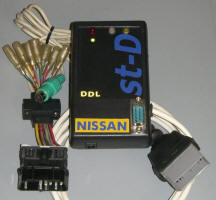 Small DLC Breakout Box and new Nissan DDL Interface