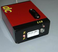 OEM DC/AC (12/110) Converter after the Modernization
